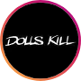 Dolls Kill is an online boutique featuring a rebellious spirit and attitude, mixed with a bit of punk rock, goth, glam and festival fashion.