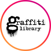 Graffiti Library is an innovative platform for rising artists, giving their vision a chance to be seen by bringing art-inspired goods into your home.